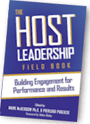 Host Leadership Field Book