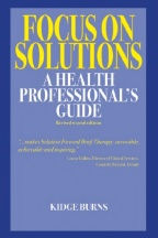 Focus on Solutions - A Health Professional's Guide